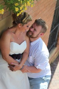 Savannah honeymoon