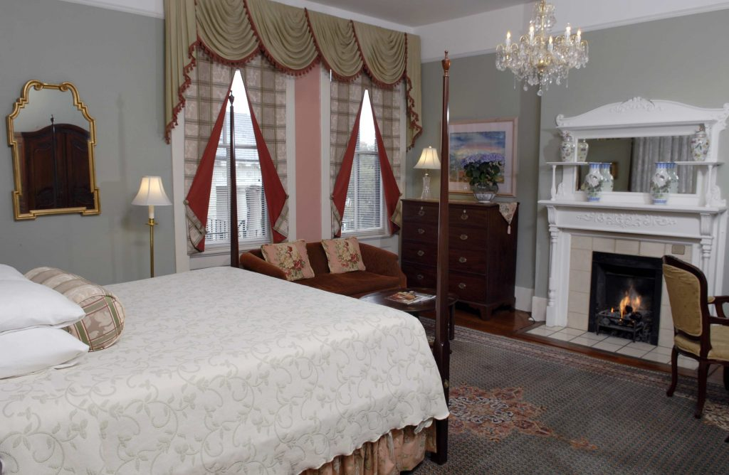 Savannah bed and breakfast River Street