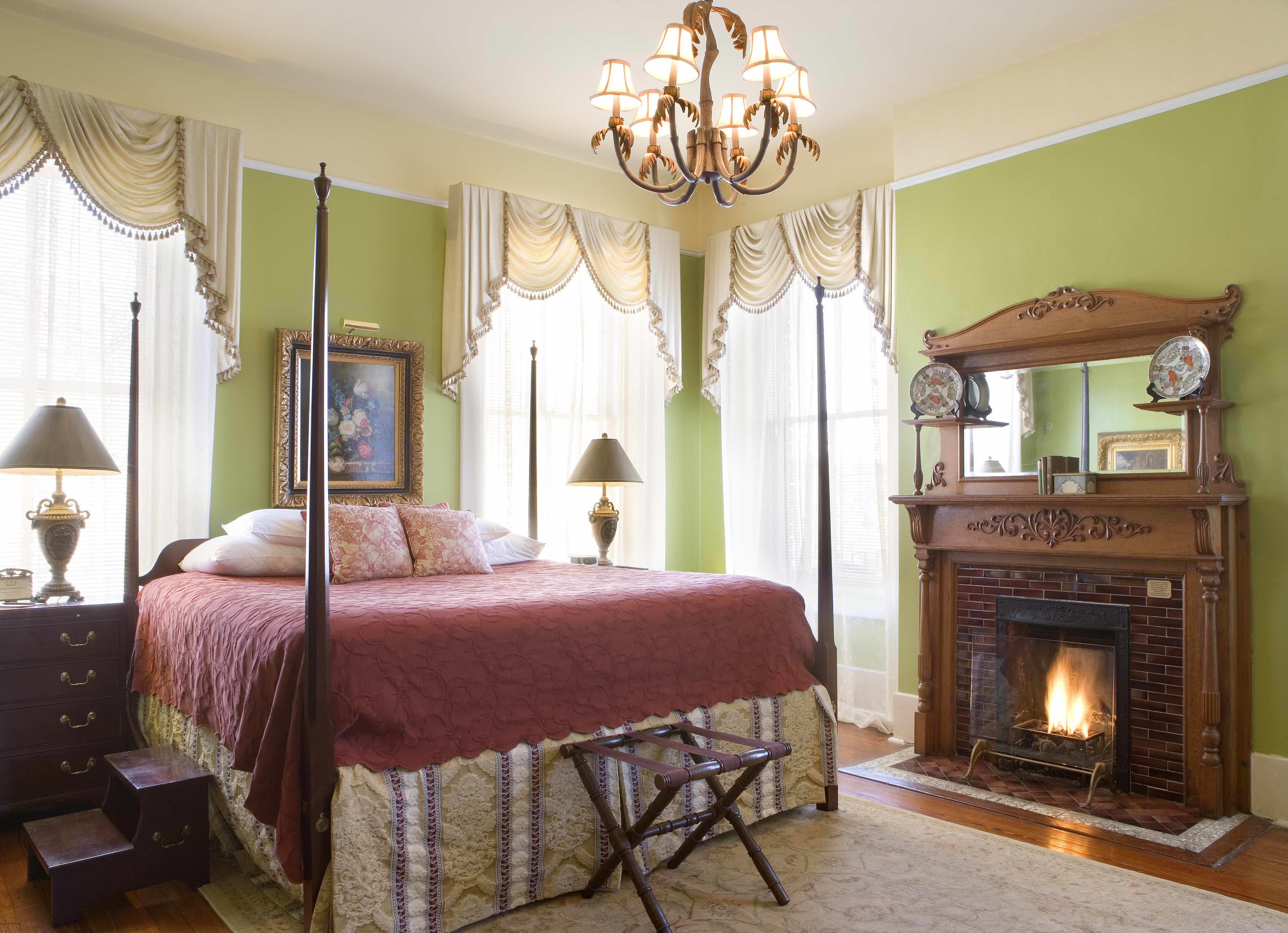 georgia bed and breakfast - foley house inn savannah ga