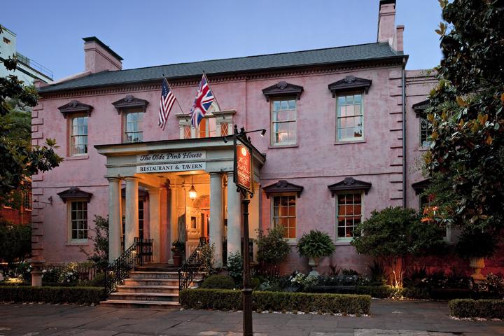 Olde Pink House Savannah