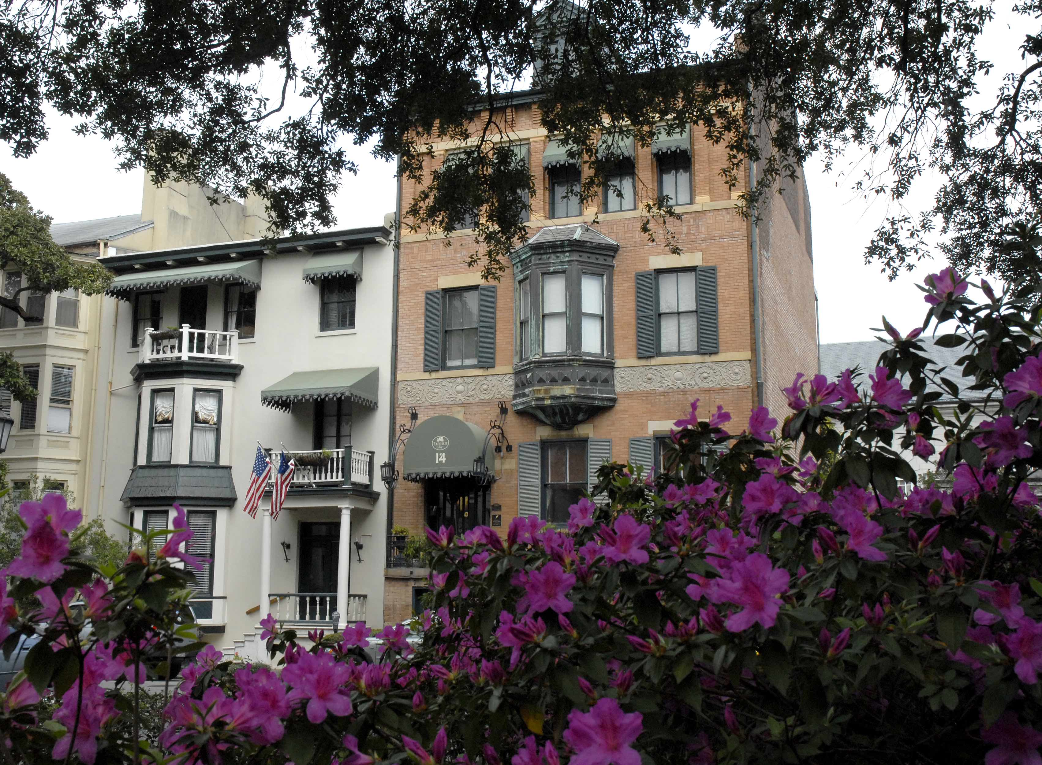 savannah ga vacation | foley house inn b&b